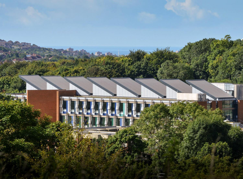 AKSWard Jubilee Building, The University of Sussex - AKSWard