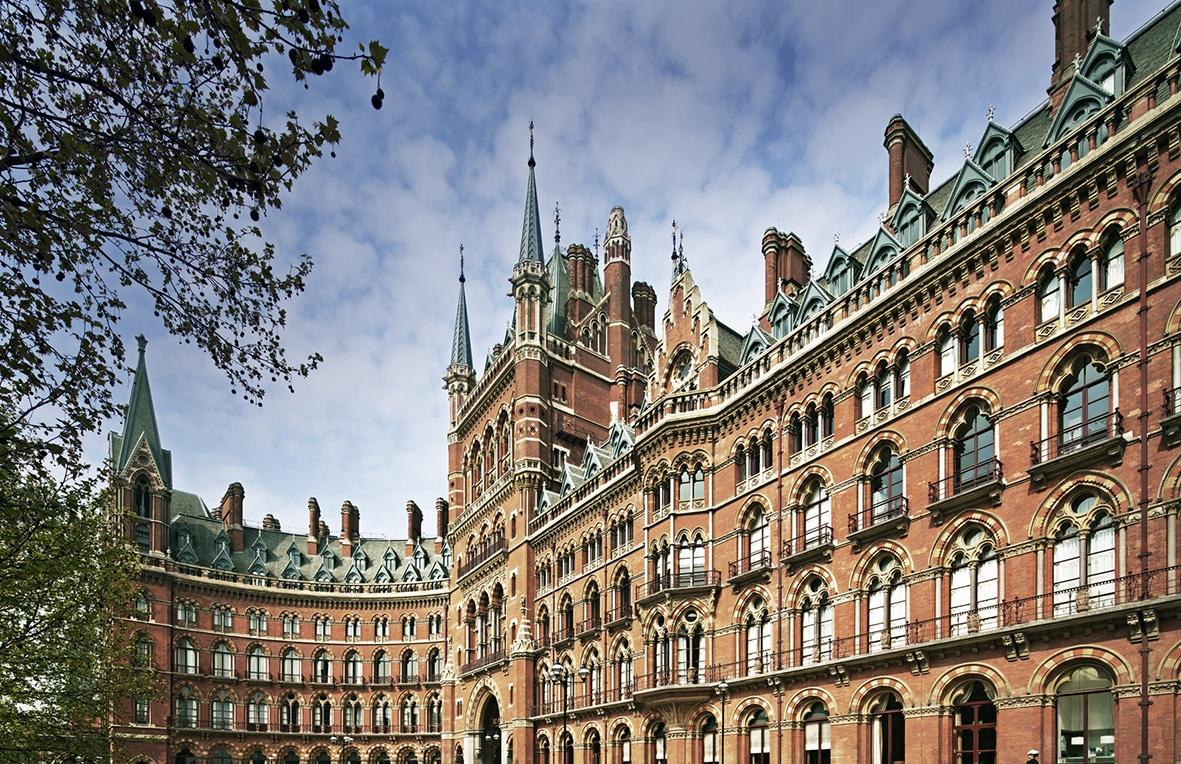 St Pancras Hotel London
