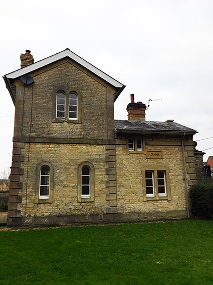 Eynsham Estate- North Lodge