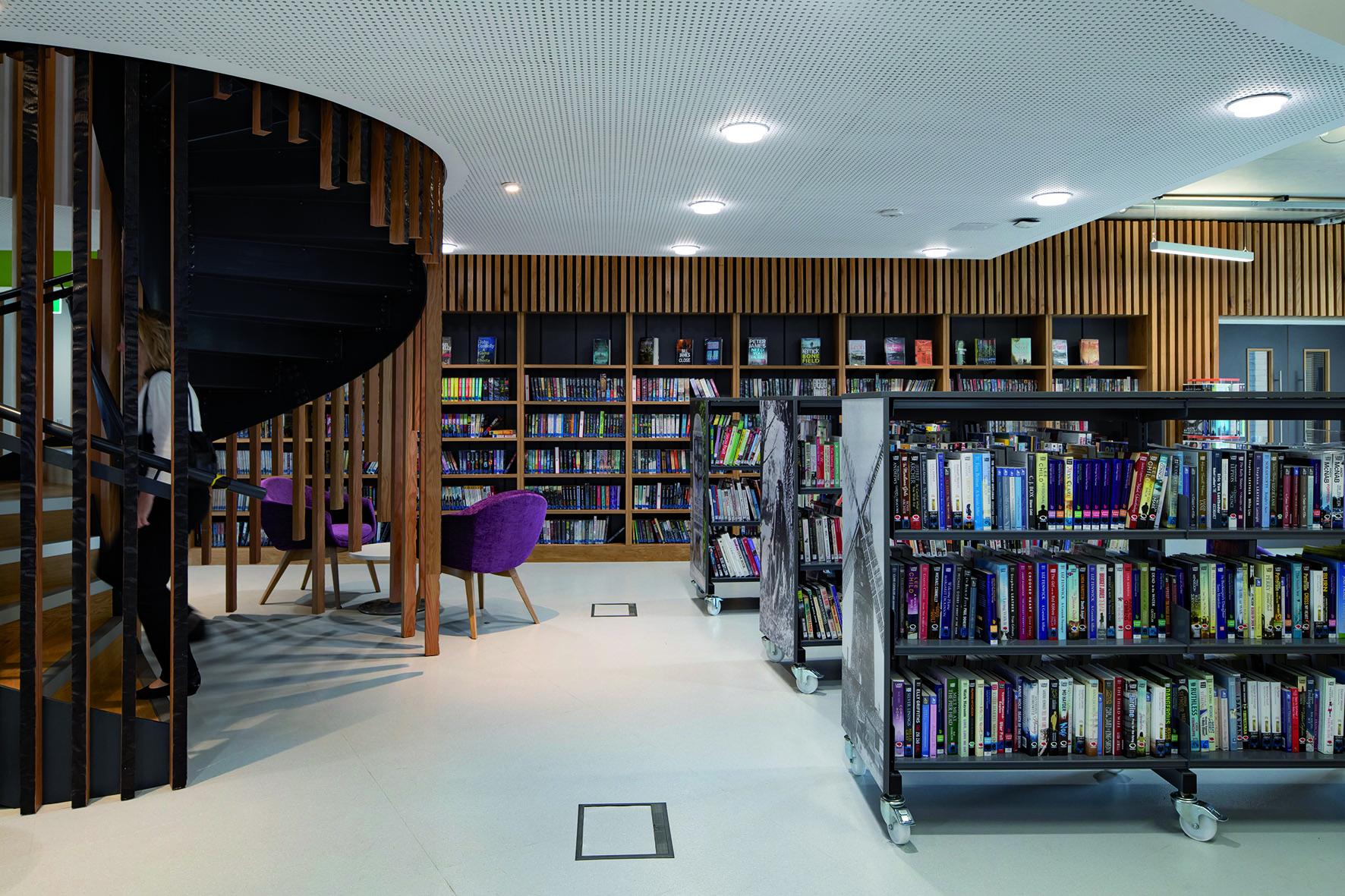 Clay Farm Centre library