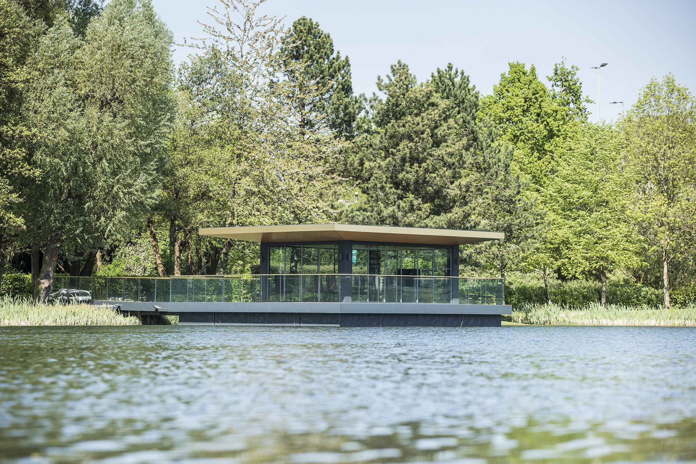 Floating Pavilion