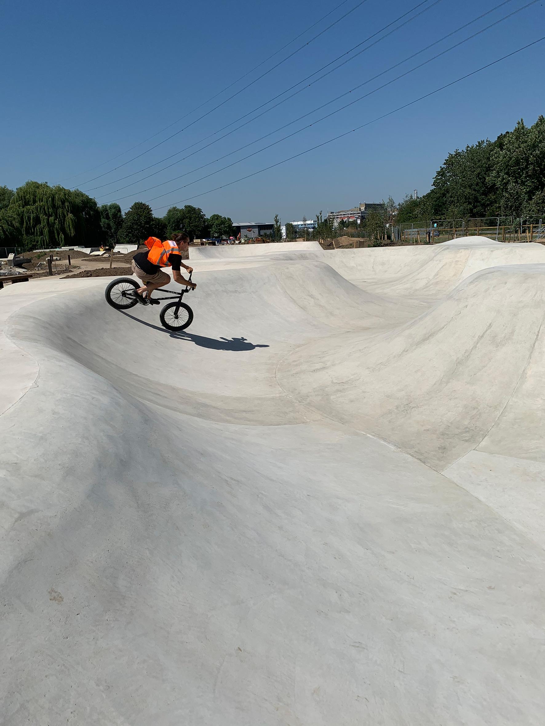 Oxhey Park BMX