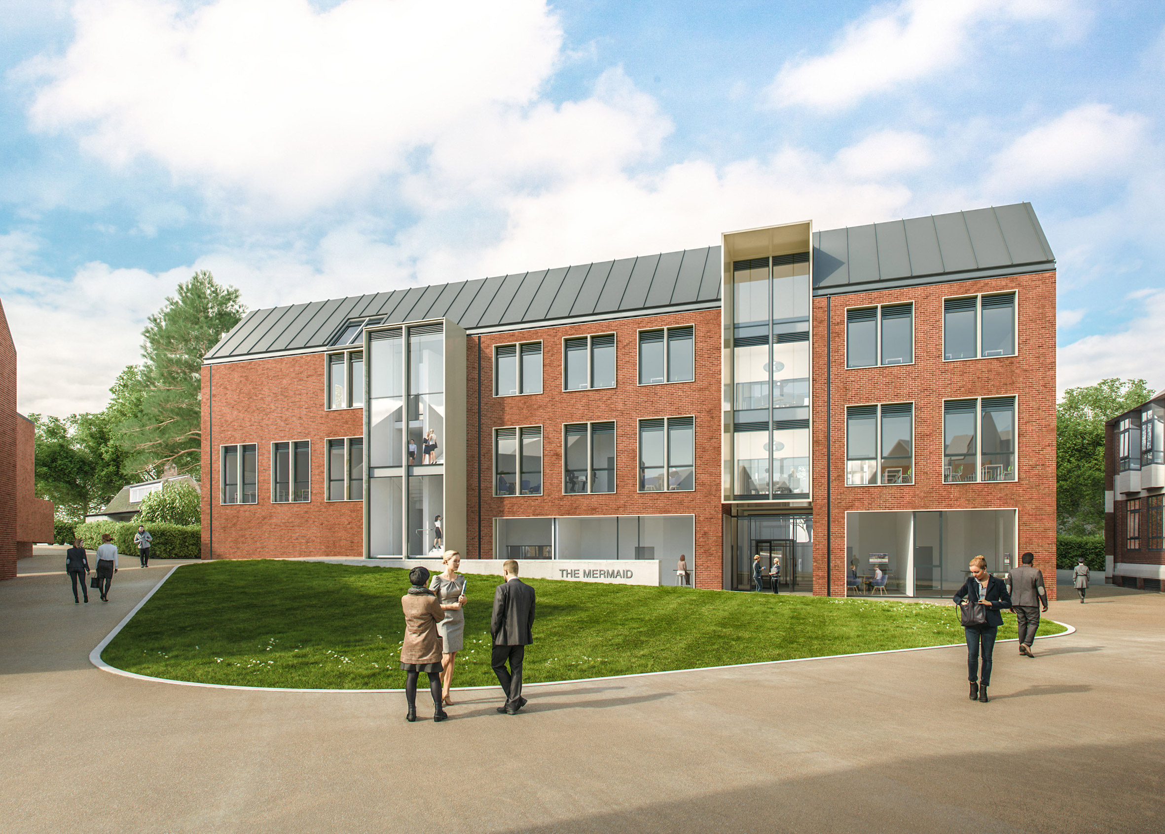Epsom College_exterior